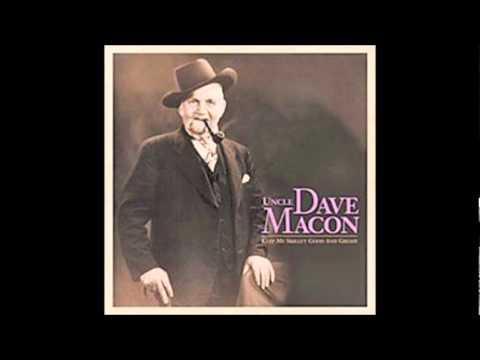 UNCLE DAVE MACON, SAIL AWAY LADIES, SAIL AWAY. 78rpm