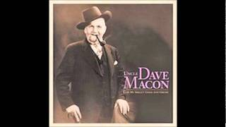 UNCLE DAVE MACON, SAIL AWAY LADIES, SAIL AWAY. 78rpm