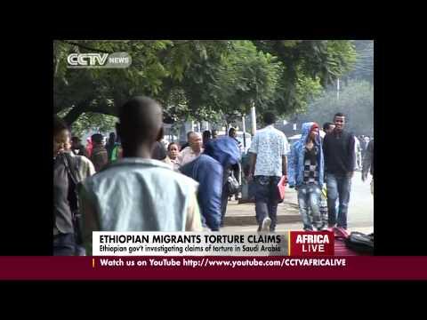 Ethiopian gov't recalling citizens living in Saudi Arabia illegally