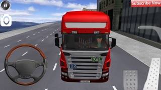 truck driving simulator by ag games 2017 android gameplay hd