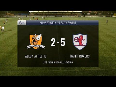 Alloa Raith Goals And Highlights