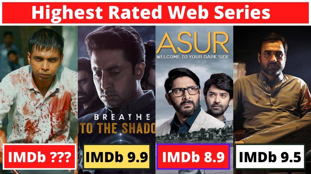 Download New List Of Top 10 Indian Web Series And Their Ratings On IMDb