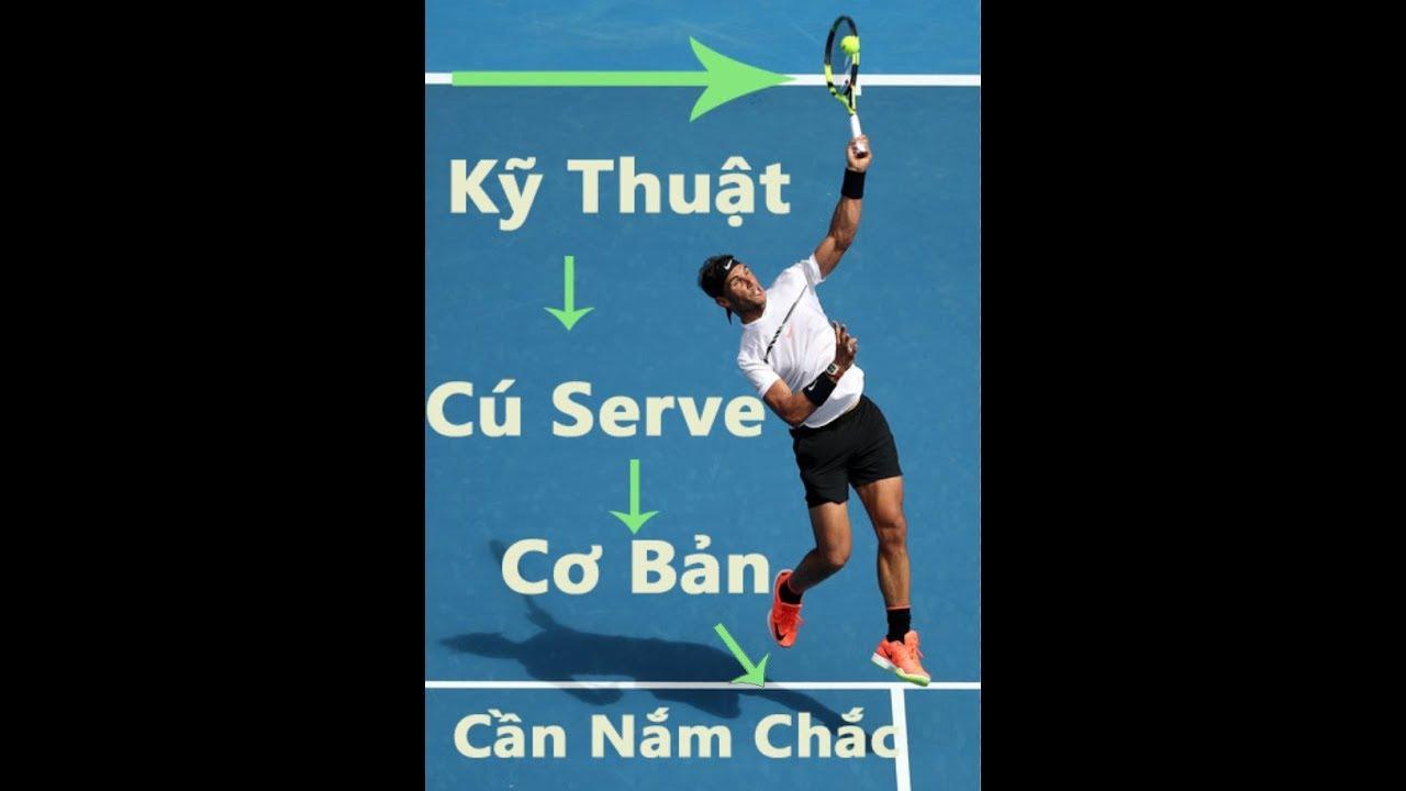 VNTA Tennis – Bài 7| Học Giao Bóng Tennis Cơ Bản Tp HCM