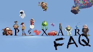 The Pixar Theory FAQs