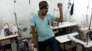 Burhan dance video car main music baja