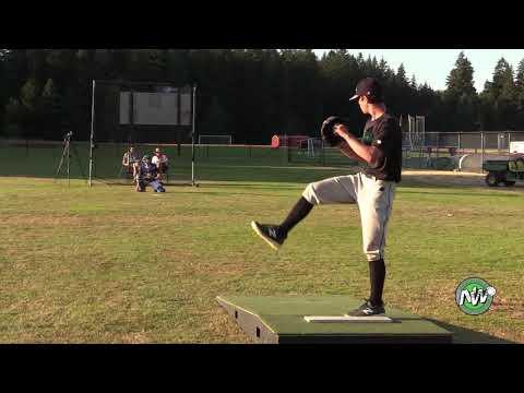 Owen Deem - PEC - LHP - Roosevelt HS (WA) July 27, 2020
