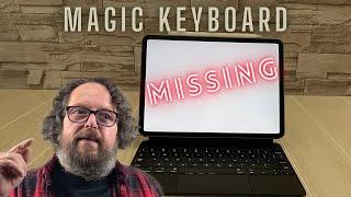 Apple Missed Something   Magic Keyboard  SwitchEasy Cover Buddy