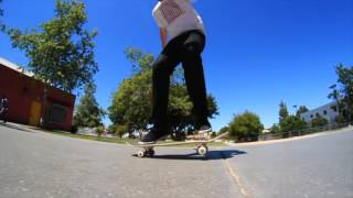 COMMENT FAIRE UN FRONTSIDE SHOVE IT - LE TUTO FACILE