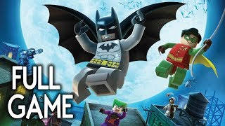 LEGO Batman The Videogame - FULL GAME Walkthrough Gameplay No Commentary
