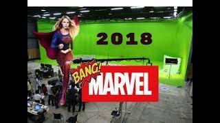 Movie Special Effects BEFORE and AFTER 2018, Голливудские фильмы без спецэффектов, до и после.