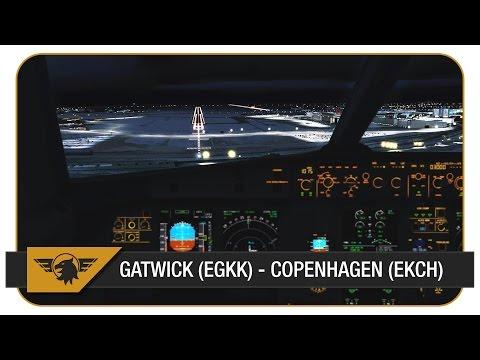 [Prepar3D v3] 2 Go arounds & a MAYDAY! | EZY363H | Aerosoft A320 Shared Cockpit | FULL VATSIM ATC