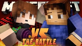 THE SKY BATTLE FINALE!  (Minecraft Modded Battle-domes: Archimedes Ship MOD!)