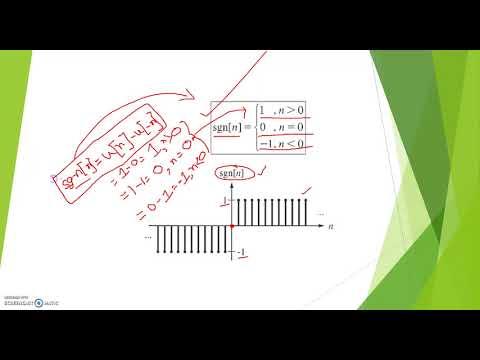 Signum function in MATLAB