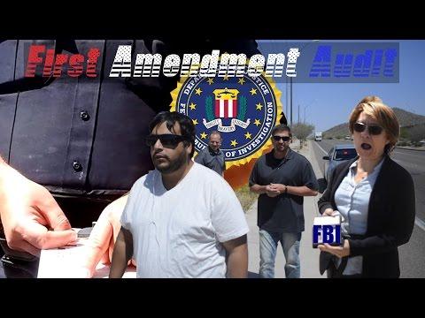 FBI Phoenix First Amendment Audit