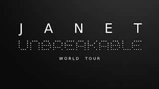 Janet Jackson - Unbreakable World Tour - Dates 2015/2016