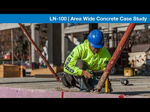 Wisconsin concrete contractor is spot on with Topcon's Layout Navigator