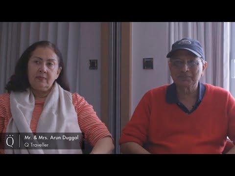Arun & Rita Duggal, Delhi