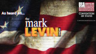 Mark Levin Teams Up with the Convention of States Project