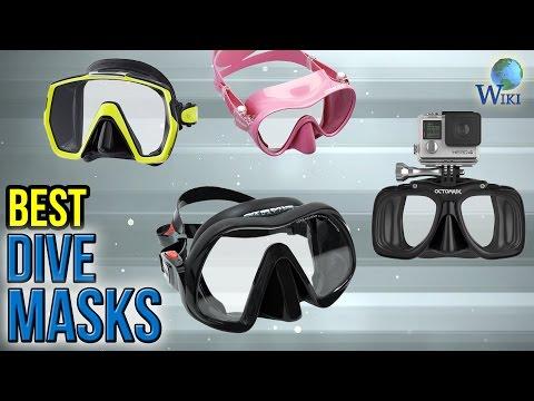 10 Best Dive Masks 2017