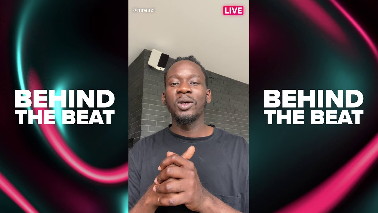 TikTok - Behind the Beat with Mr. Eazi