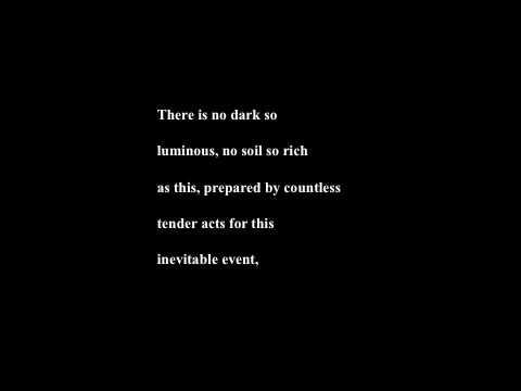 Vicki Kennedy poem