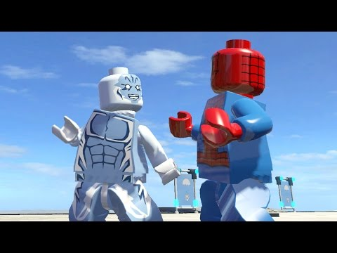 Lego ultimate spider man electro - photo#4
