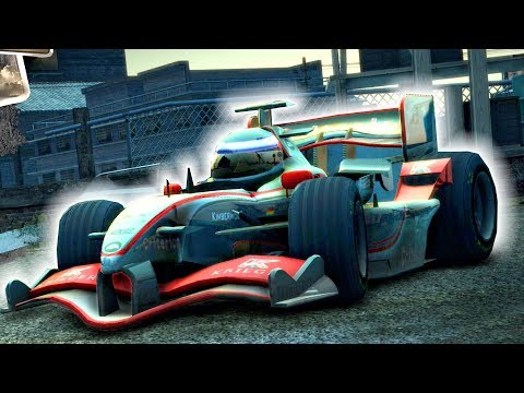 F1 STREET RACING - Burnout Paradise Remastered PS4