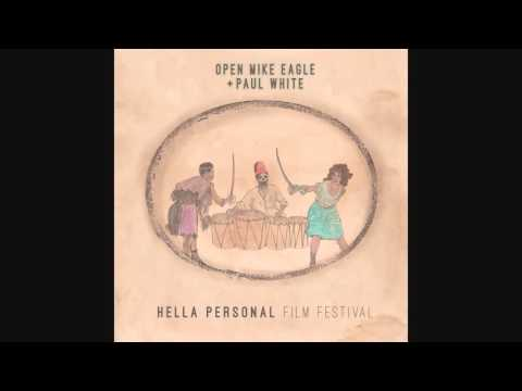 Open Mike Eagle & Paul White - Dive Bar Support Group