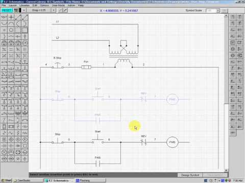 electrical cad software youtube. Black Bedroom Furniture Sets. Home Design Ideas