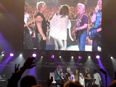 Aerosmith Youtube Video for John Lennon's 70th Birthday