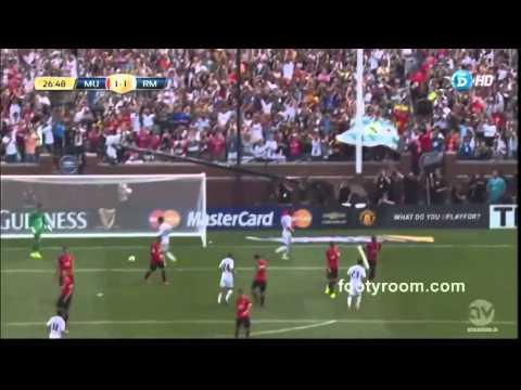 Friendly Club - MU VS Madrid (3 : 1) - Agen bola terpercaya Asianbet77