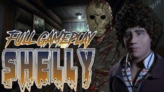 SHELLY Full Gameplay | What a BEAST! | Friday the 13th: The Game