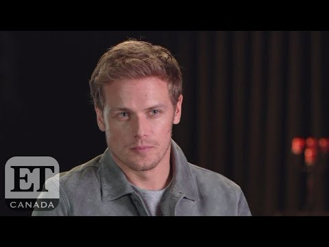 Sam Heughan Talks 'Outlander' Season Three