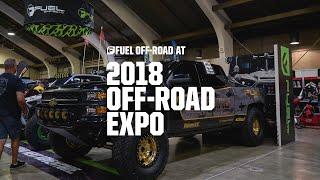 Off-Road Expo 2018 Fuel Off-Road