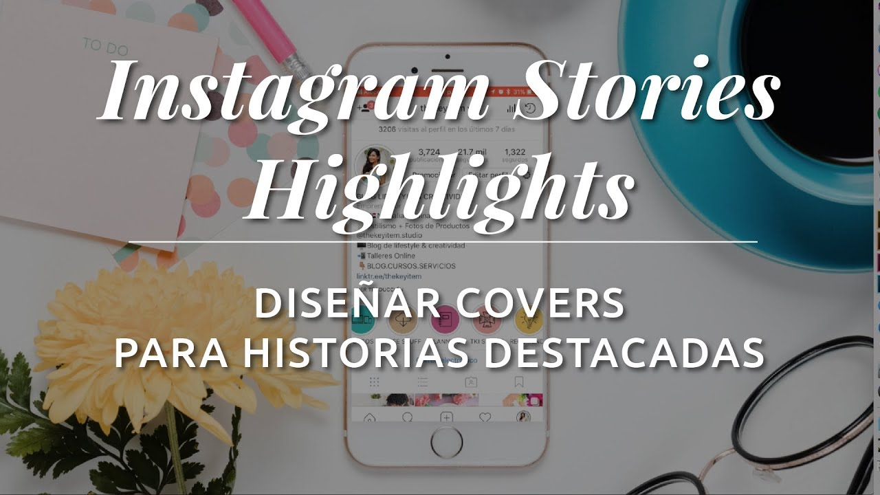 INSTAGRAM STORIES HIGHLIGHTS | DISEÑO DE COVERS HISTORIAS DESTACADAS ...