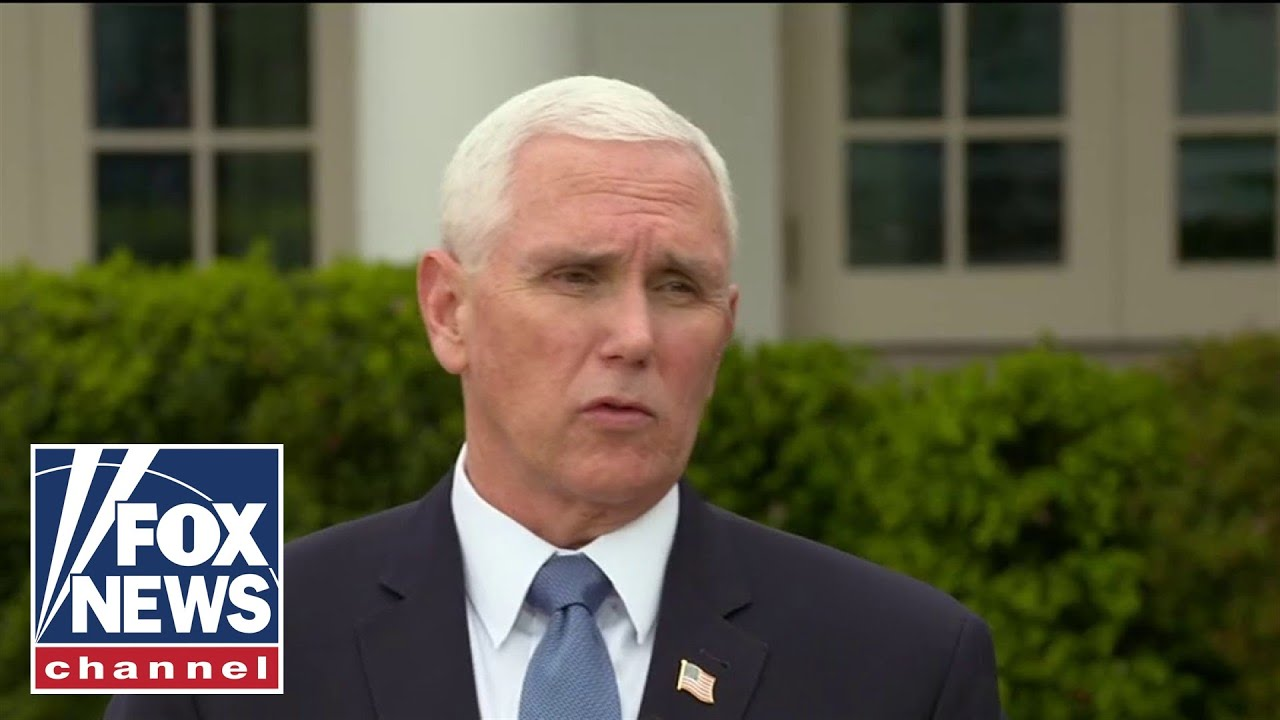 Pence breaks down how Trump is supporting small businesses