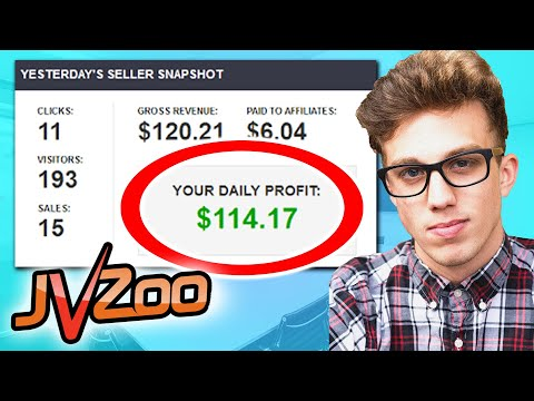 JVZOO Affiliate Marketing Tutorial | How to Promote Products and Make Money! (for Beginners)