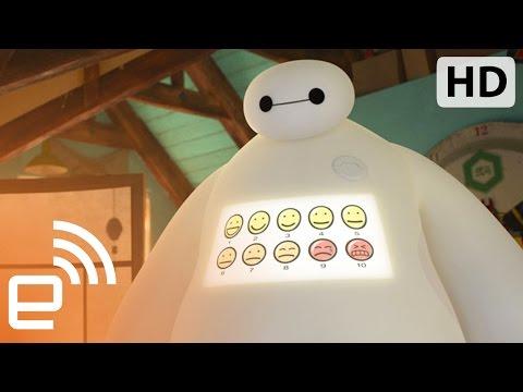 The tech behind Disney's 'Big Hero 6' | Engadget
