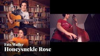 Frano - Honeysuckle Rose (Fats Waller) [Gipsy Jazz Guitar]