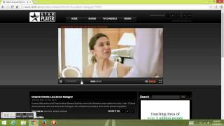 How To Watch Star TV episodes.(ON PC) tutorial