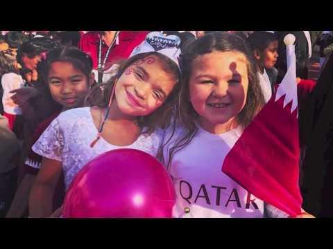 Nord Anglia International School Al Khor QND Celebration
