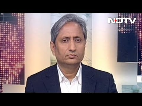 रवीश की रिपोर्ट: भारत-पाक तनाव और मीडिया का तमाशा