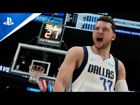 NBA 2K22 - Gameplay Reveal | PS5, PS4
