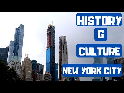 The History of New York City/ The Culture of New York City New York City Documentary Tastes & Travel