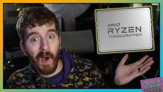 """AMD's New CPUs are INSANE, Let's talk about FTC's """"new rules"""", More Twitch Ad Updates"""