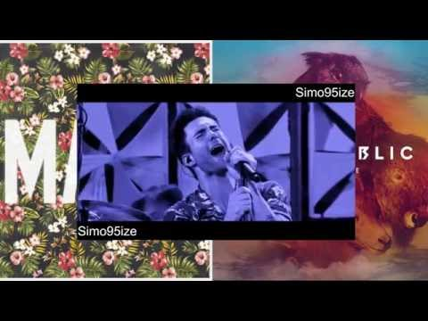 Mashup - Maroon 5 - Maps - One Republic - Counting stars
