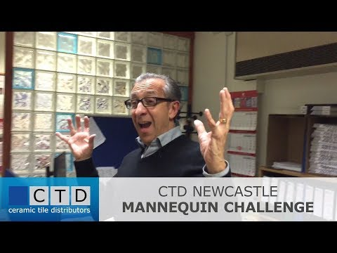 CTD Newcastle Mannequin Challenge