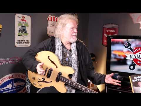 Randy Bachman Part 1 of 4: Becoming a Musician