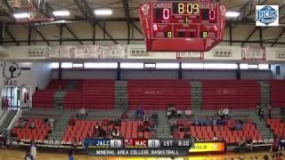 Women's Basketball: John A Logan vs Mineral Area