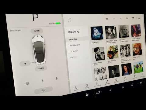 Tesla Theatre Mode! 🍿 Tesla software update 10.0 is here!